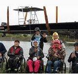 車椅子船長のアジ釣り